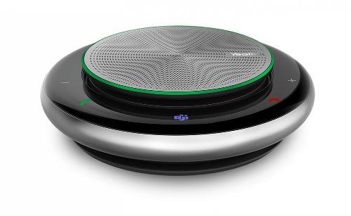 Portable Bluetooth and USB Speakerphone