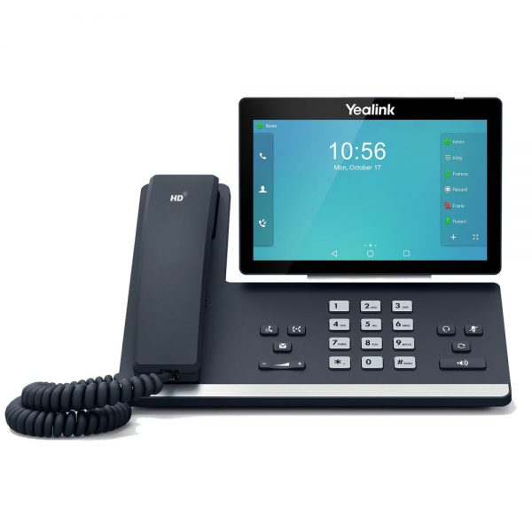 Multimedia Desktop IP Phone (with camera support)