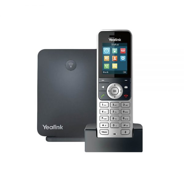 Mid-Level IP DECT phone + base station