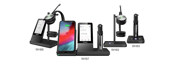 Nology Announces New Yealink WH6x Series DECT Wireless Headsets X UC Workstation: Redefine Your Workspace